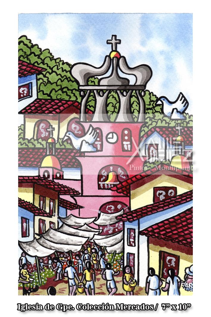 IGLESIA DE GPE. COLECCIÓN MERCADOS
